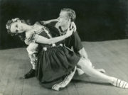 Bartlemas Dances (Gore, 1941): Sally Gilmour, Walter Gore. Photo © Lisel Haas. RDC/PD/01/119/1