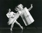 Bertram Batell's Sideshow (Taylor et al., 1970): 'Music Box Ballerina', 1970. Photo © Alan Cunliffe. RDC/PD/01/217/3