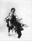 Black Angels (Bruce, 1976): Leigh Warren, Catherine Becque. Photo © Alan Cunliffe. RDC/PD/01/267/1