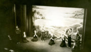 Dark Elegies (Tudor, 1937): possibly the original cast at the Duchess Theatre in 1937. Photographer unknown. RDC/PD/01/89/1