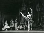 Don Quixote (Gorsky/Zakharov, 1940/1962): Anna Truscott in Act IV. Photo © J.D. O'Callaghan. RDC/PD/01/181/2