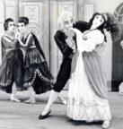 Fate's Revenge (Paltenghi, 1951): Anne Horn, Margaret Pollen, David Paltenghi, Margaret Hill. Photo © Studio Irwin. RDC/PD/01/151/1