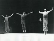 Full Circle (Avrahami, 1972): Joseph Scoglio, Peter Curtis, Graham Jones. Photo © Alan Cunliffe. RDC/PD/01/230/1