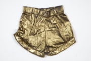 The Golden Section (Tharp, 1983/1999): shorts in the Rambert Archive. Photo: Janie Lightfoot Textiles. RDC/PD/05/01/0405