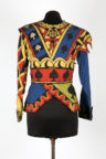 Scherzi della Sorte (House of Cards) (Paltenghi, 1951): costume in the Rambert Archive. Photo: Janie Lightfoot Textiles. RDC/PD/05/01/0152