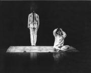 I'll Be in Touch (Owen/Warren, 1979): Leigh Warren, Sally Owen. Photo © Peter O'Rourke. RDC/PD/01/289/1