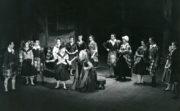 La Sylphide, Act I, 1960. Photo © J.D. O'Callaghan. RDC/PD/01/177/2
