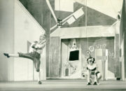 Mr. Punch (Gore, 1946): Walter Gore as Mr. Punch, Sylvia Briar as Dog Toby. Photo © Peggy Delius. RDC/PD/01/137/01
