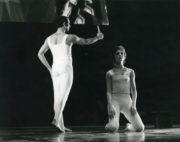 Pawn to King 5 (Chesworth, 1968): Gideon Avrahami, Sandra Craig. Photo © Alan Cunliffe. RDC/PD/01/208/2