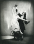 Gavotte Sentimentale (Ashton, 1928): Marie Rambert, Frederick Ashton, 1927. Photographer unknown. RDC/PD/01/16/01