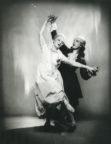 Gavotte Sentimentale (Ashton, 1928): Marie Rambert, Frederick Ashton, 1927. Photographer unknown. RDC/PD/01/16/01