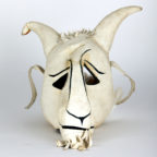 Pribaoutki (North, 1982): mask. Photo: Janie Lightfoot Textiles. RDC/PD/05/01/312/002