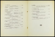 Programme for the ISTD's Annual Dance Festival listing 'Argentine Dance' (Ashton, 1927). . RDC/MA/04/01/0002