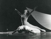 Ricercare (Tetley, 1966/1967): Sandra Craig, Jonathan Taylor. Photo © Alan Cunliffe. RDC/PD/01/195/3