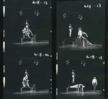 Solo (Morrice, 1971): John Chesworth and Sandra Craig, reproduced from contact sheet. Photo © Alan Cunliffe. RDC/PD/01/227/1