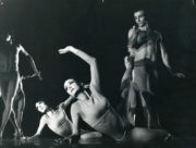 The Empty Suit (Morrice, 1970): Mary Willis, Nicoline Nystrom, Gideon Avrahami. Photo © Alan Cunliffe. RDC/PD/01/220/1