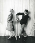 A Tragedy of Fashion (Ashton, 1926): Marie Rambert, Frederick Ashton. Photo: Studio Yevonde © Mary Evans Picture Library.