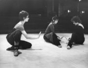 yesterday and yesterday (Blaikie, 1973): Julia Blaikie, Nicoline Nystrom, Lucy Burge. Photo © Peggy Leder. RDC/PD/01/245/1