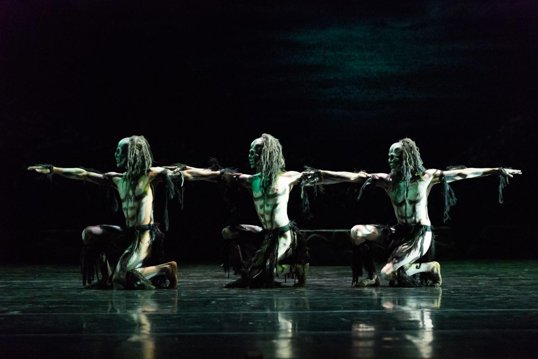 houston ballet ghost dances
