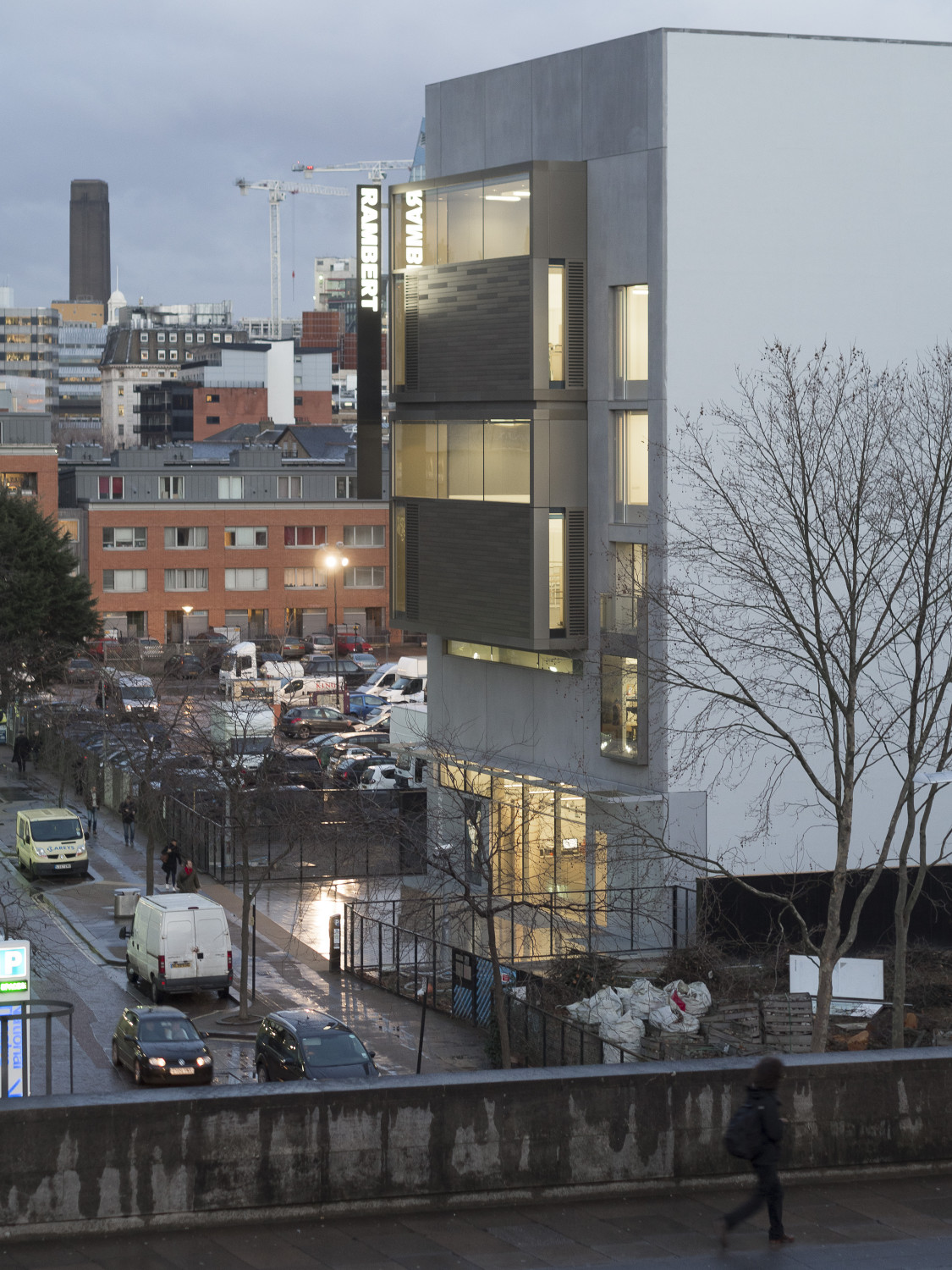 Our Building Rambert