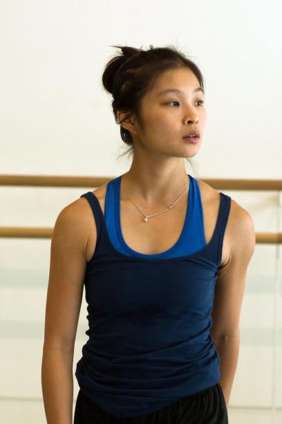 Vanessa Kang by Chris Nash