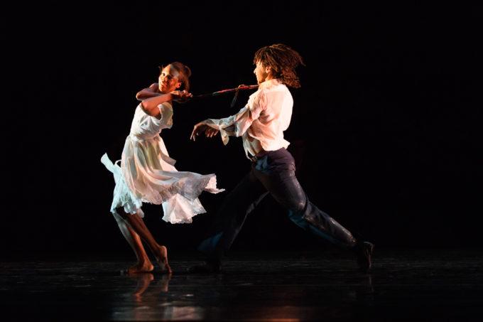 Ghost Dances at Festival Theatre, Edinburgh 2016 (c) Jane Hobson