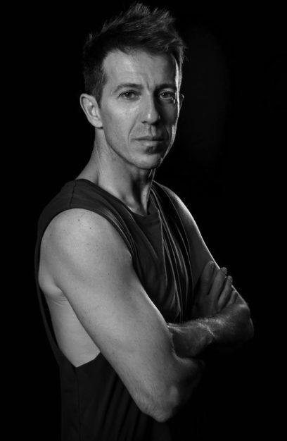 Andonis Foniadakis (c) Peter Craig